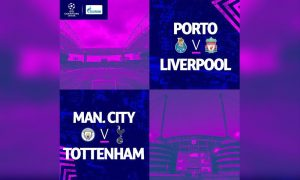 Champions League: Hoy, Manchester City vs. Tottenham y Porto vs. Liverpool