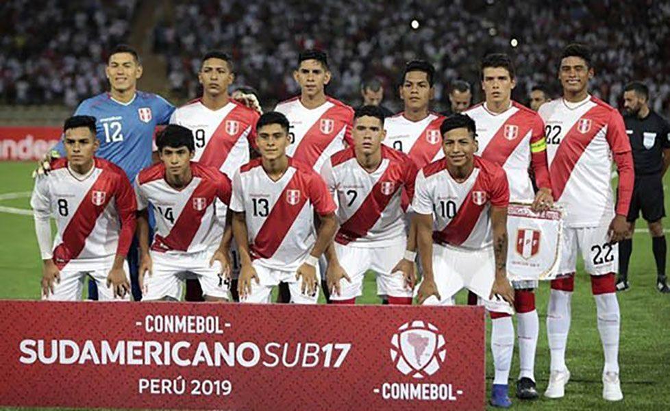Hoy, Perú vs. Paraguay por la tercera fecha del hexagonal final del Sudamericano Sub-17