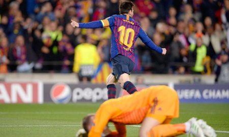 Barcelona ganó 3-0 a Manchester United y está en la semifinal de la Champions League