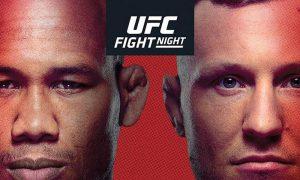UFC: Jacaré Souza vs. Jack Hermansson esta noche