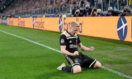 Champions League: Ajax gana 1-0 al Tottenham en la ida de las semifinales