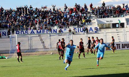 Melgar fue derrotado por Binacional 3-1 y se queda sin opción del título del Apertura