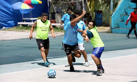Noal viene destacando en la categoría mayores de la Copa Selva Alegre