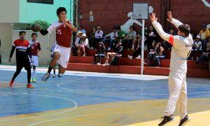 """Con la participación de 18 equipos, inició la """"I Liga Apertura de Handball 2019"""""""