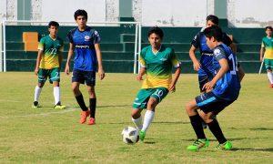 Segunda fecha de fútbol varones del CODECOA