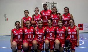 Santa Úrsula fue segundo en la serie F, jugada en Lima.