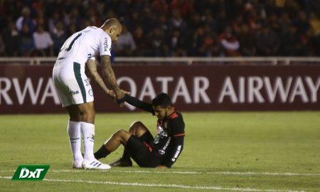 Melgar anoche fue goleado 0-4 por Palmeiras y quedó fuera de la Libertadores. Pero aún puede clasificar a la Sudamericana