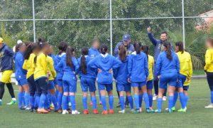 Problema se suscitó en selección femenina de fútbol del Ecuador