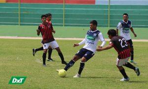 Arequipa: Cerrito de los Libres en lo alto de la Liga de Fútbol de Cayma
