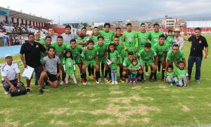 Chacarita Junior a punto de clasificar a etapa provincial