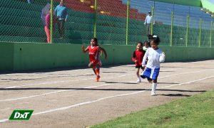 Copa Nené premió a los estudiantes de 5 años más veloces en la competencia de atletismo