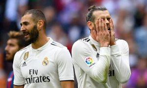 Real Madrid, a 8 fechas de cerrar una de las peores temporadas.Récord negativo de asistencia.