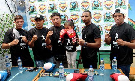 Boxeo internacional este sábado en la Bombonera del estadio Melgar, a partir de las 17 horas