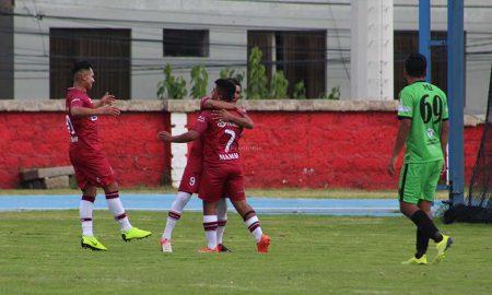 Atlético Universidad se impuso 8-0 sobre Temperley