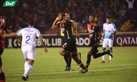 FBC Melgar se aferra a la Copa Libertadores