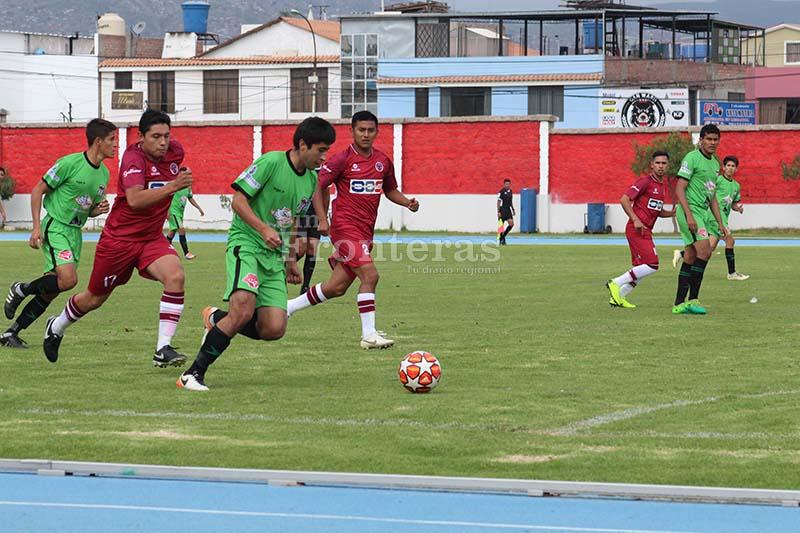 Atlético Chacarita Junior luchará por mantener el primer lugar