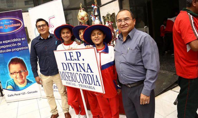 Jesús Zambrano apoyará a la Copa Ccorito 2019.