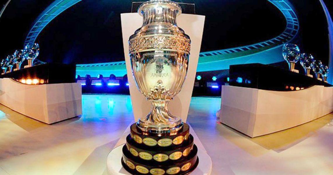 Argentina y Colombia son sedes de Copa América 2020
