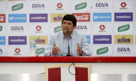 Agustín Lozano convocaría a varios gremios para la asamblea general del fútbol peruano