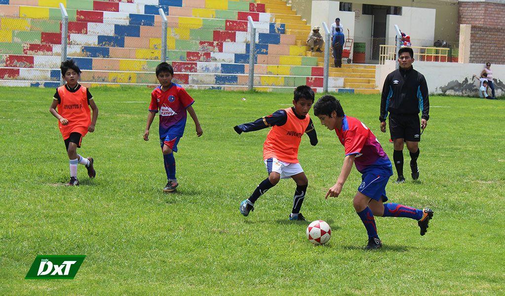 Empieza la fiesta de menores en dos distritos de Arequipa