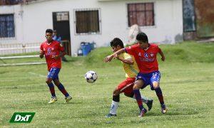 Arequipa: 4 escuadras definirán el campeonato en la Liga de Bustamante