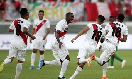 Equipo de Ricardo Gareca entrena con miras a amistosos contra Costar Rica y Colombia.