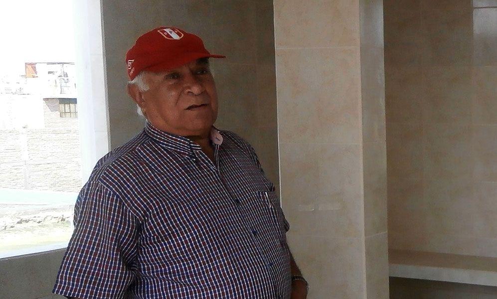 Rubén Mesías presenta propuesta para etapa nacional de Copa Perú