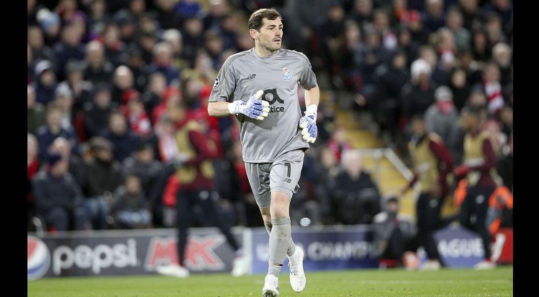 Iker Casillas podría retirarse luego sufrir un paro cardíaco
