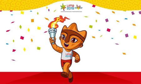 Milco, la mascota de los Panamericanos.