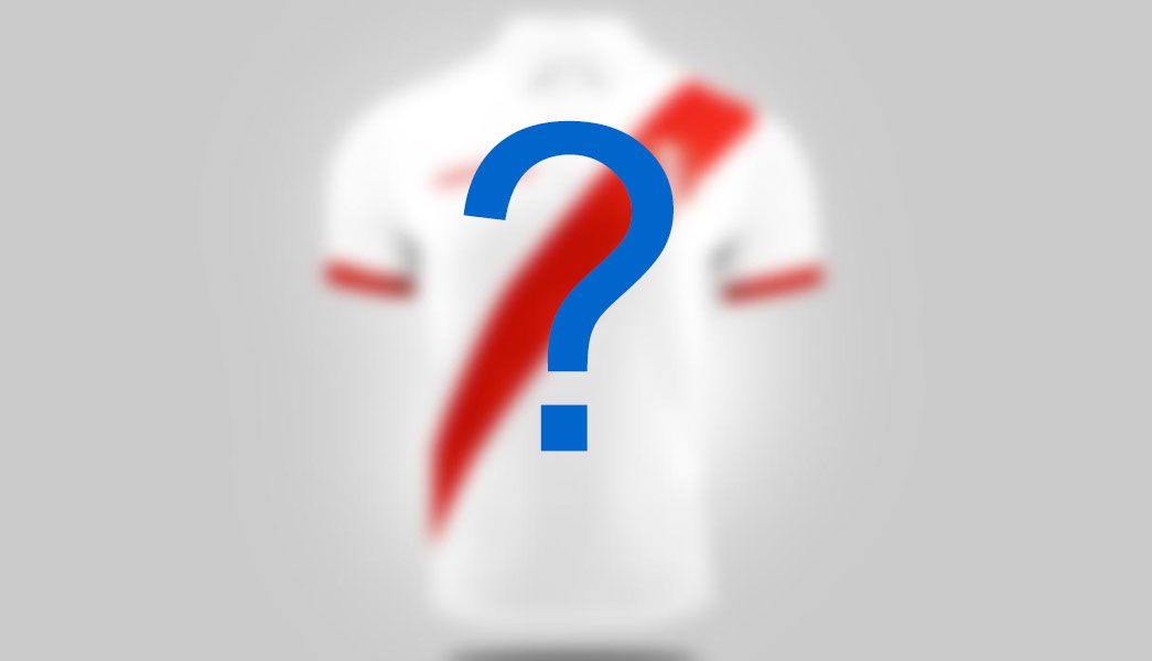 Falta poco para la presentación de la nueva camiseta de la selección peruana
