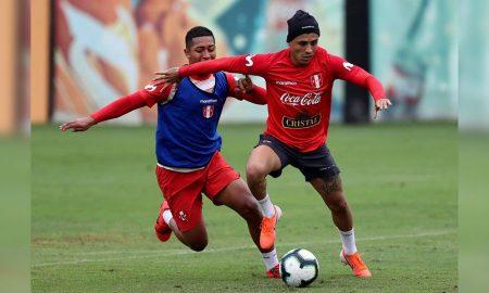 El combinado nacional continúa prácticas en la Videna bajo la mirada de Ricardo Gareca.