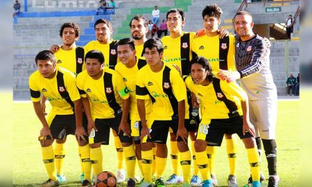 Juventud Cobresol aseguró primer lugar de primera fase de torneo en Moquegua.