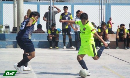Varones de la categoría C disputaron ayer reñidos partidos de octavos de final.