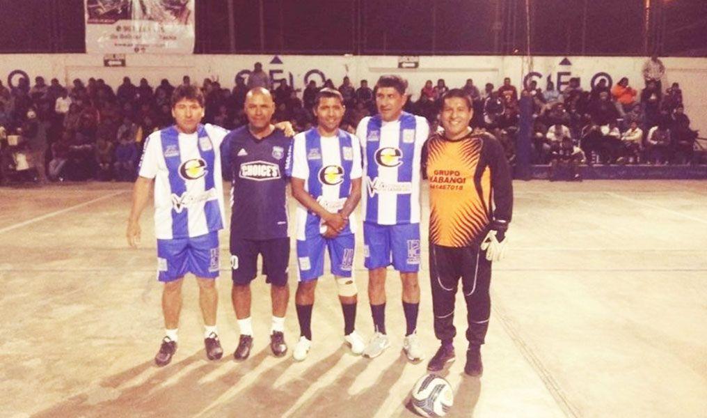 Deportivo Eléctrico sale como favorito en el partido por el título de la categoría Senior.