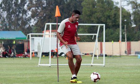 Ya recuperado de su lesión, alternaría en el once de Pautasso este sábado frente a Sport Huancayo