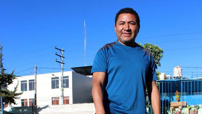 Paul Rodríguez asumió el cargo hace un mes.