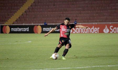 Joel Sánchez sabe que Melgar se juega la vida el miércoles en Colombia