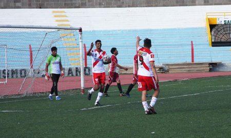 Ugarte goleó 4 a 0 al Estudiantes Boca Juniors de Platería.