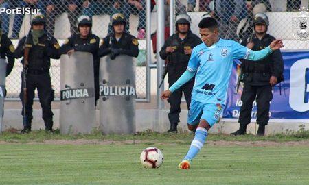 Sub-23: El atacante de Binacional fue convocado por 'Ñol' Solano