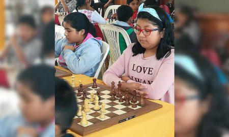 Gabriela Norabuena Ticona ocupó primer lugar en la sub-12.