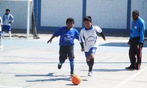 San Francisco goleó 7-1 a Pamer Tacna por el grupo B.