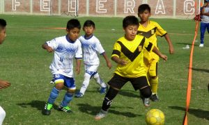 Torneo de menores tendrá partidos en cinco categorías.