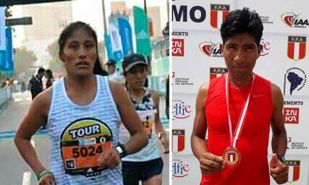 Deportistas de Puno participarán en Sudamericano de Atletismo