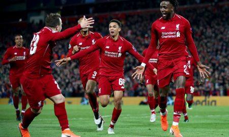 Liverpool goleó 4 a 0 al Barcelona y logra su clasificación a la final de la Champions