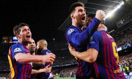 Barcelona goleó al Liverpool y da un paso importante para su pase a la final