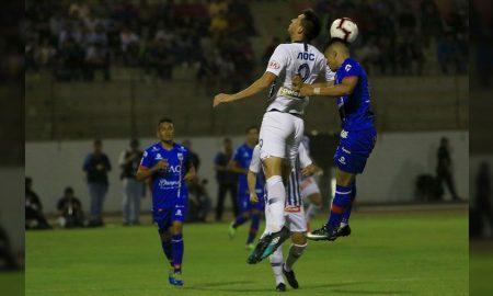 Alianza Lima ganaba por 2 goles, pero Carlos A. Mannucci pudo empatarlo