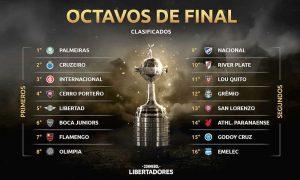 Copa Libertadores quedó dominada por brasileños y sin equipos andinos