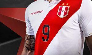 Esta es la nueva camiseta que lucirá la selección peruana en la Copa América