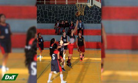 Se jugó la séptima fecha en el básquet damas de los Juegos CODECOA