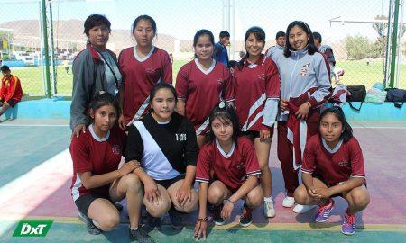 Los distritos rurales ya tienen a sus campeones en los juegos escolares